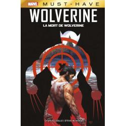 X-MEN: LA MORT DE WOLVERINE