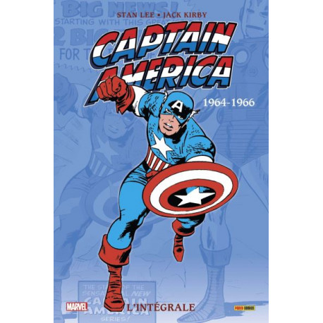 CAPTAIN AMERICA T01 (1964-1966)