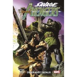 SAVAGE AVENGERS T02