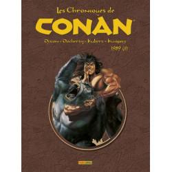 LES CHRONIQUES DE CONAN T27 (1989) (I)