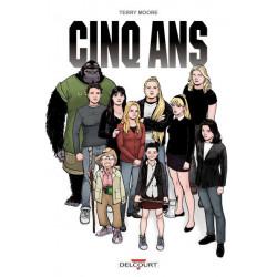 CINQ ANS - ONE-SHOT - CINQ ANS