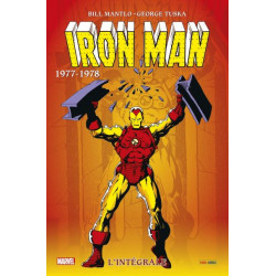 IRON MAN : L'INTEGRALE T11 (1977-1978)