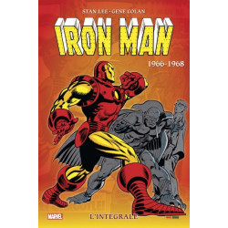 IRON MAN: L'INTEGRALE T03 (1966-1968) (NOUVELLE EDITION)