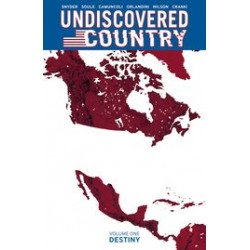 UNDISCOVERED COUNTRY TP VOL 1