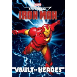 MARVEL VAULT OF HEROES IRON MAN TP