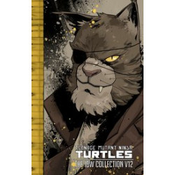 TMNT ONGOING IDW COLL HC VOL 12