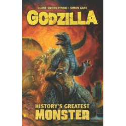 GODZILLA HISTORYS GREATEST MONSTER TP NEW PTG