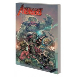 AVENGERS BY HICKMAN COMPLETE COLLECTION TP VOL 2