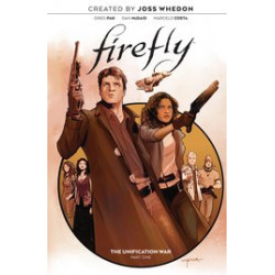 FIREFLY UNIFICATION WAR TP VOL 1
