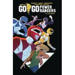 GO GO POWER RANGERS TP VOL 8