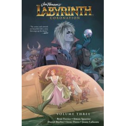 JIM HENSON LABYRINTH CORONATION TP VOL 3