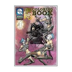 EXECUTIVE ASSISTANT IRIS COLORING BOOK