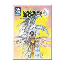 SOULFIRE COLORING BOOK SPECIAL TP VOL 1