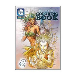 SOULFIRE COLORING BOOK SPECIAL TP VOL 2