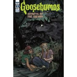 GOOSEBUMPS SECRETS OF THE SWAMP 2