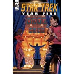 STAR TREK YEAR FIVE VOL 16