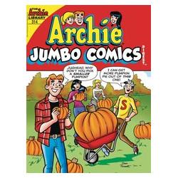 ARCHIE JUMBO COMICS DIGEST 314