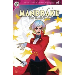 LEGACY OF MANDRAKE THE MAGICIAN 1