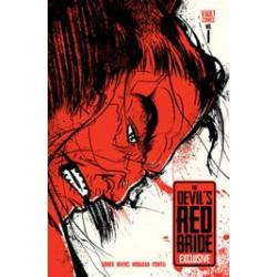DEVILS RED BRIDE 1 CVR C GOODEN DANIEL