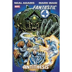 FANTASTIC FOUR ANTITHESIS 3