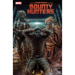STAR WARS BOUNTY HUNTERS 6