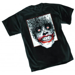 JOKER BATS DC COMICS T SHIRT SIZE XL