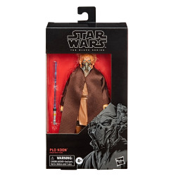 PLO KOON CLONE WARS STAR WARS BLACK SERIES 2020 WAVE 2 FIGURINE 15 CM