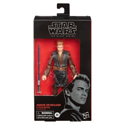 ANAKIN SKYWALKER PADAWAN EPISODE II STAR WARS BLACK SERIES 2020 WAVE 2 FIGURINE 15 CM