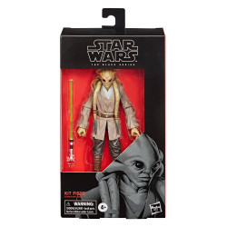 KIT FISTO CLONE WARS STAR WARS BLACK SERIES 2020 WAVE 2 FIGURINE 15 CM