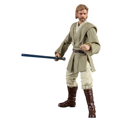 OBI-WAN KENOBI JEDI KNIGHT EPISODE II STAR WARS BLACK SERIES 2020 WAVE 2 FIGURINE 15 CM
