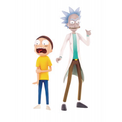 RICK & MORTY COLLECTIBLE FIGURE BY MONDO