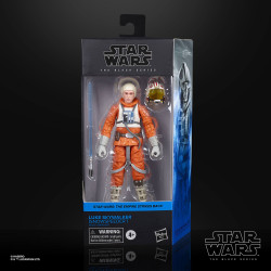 LUKE SKYWALKER SNOWSPEEDER EPISODE V STAR WARS BLACK SERIES 2020 WAVE 3 ACTION FIGURE 15 CM