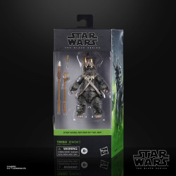 TEEBO EWOK EPISODE VI STAR WARS BLACK SERIES 2020 WAVE 3 ACTION FIGURE 15 CM