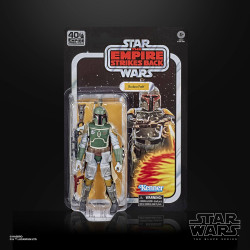 Boba Fett Episode V Star Wars Black Series 40th Anniversary Wave 3 action figure 15 cm