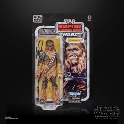 CHEWBACCA STAR WARS BLACK SERIES 40TH ANNIVERSARY WAVE 3 ACTION FIGURE 15 CM