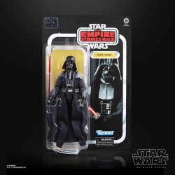 DARTH VADER STAR WARS BLACK SERIES 40TH ANNIVERSARY WAVE 3 ACTION FIGURE 15 CM