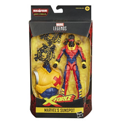 Sunspot Marvel Legends Series Deadpool 2020 Wave 1 action figure 15 cm
