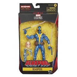 Deadpool Marvel Legends Series Deadpool 2020 Wave 1 action figure 15 cm