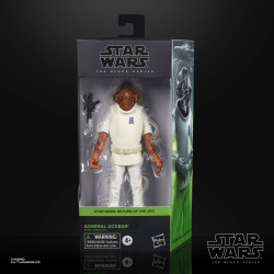 Admiral Ackbar Episode VI Star Wars Black Series 2020 Wave 3 action figure 15 cm
