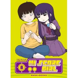 MANGA/HI SCORE GIRL - HI SCORE GIRL T08 - VOL08