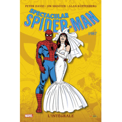 SPECTACULAR SPIDER-MAN: L'INTEGRALE 1987 - T48