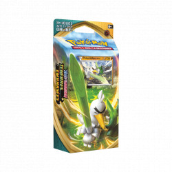 STARTER PALARTICHO TENEBRES EMBRASEES EPEE ET BLOUCLIER 03 POKEMON