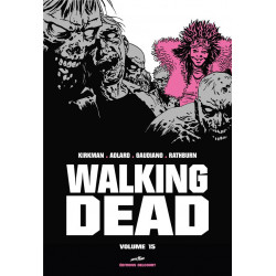 """WALKING DEAD - T15 - WALKING DEAD PRESTIGE"""" VOLUME 15"""""""