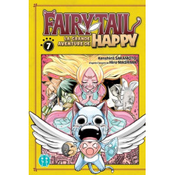 FAIRY TAIL - LA GRANDE AVENTURE DE HAPPY T07