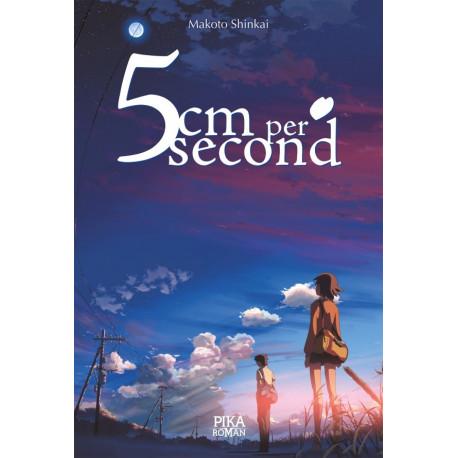 5CM PER SECOND - T01 - 5CM PER SECOND