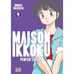 MAISON IKKOKU - PERFECT EDITION T04