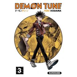 DEMON TUNE - TOME 3 - VOL03