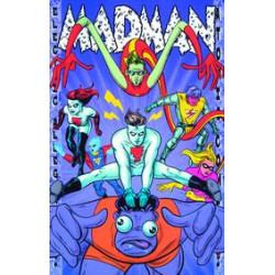 MADMAN ATOMIC COMICS TP VOL 3 ELECTRIC ALLEGORIES