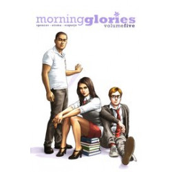 MORNING GLORIES TP VOL 5 TIME ENOUGH