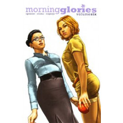 MORNING GLORIES TP VOL 6 DEMERITS